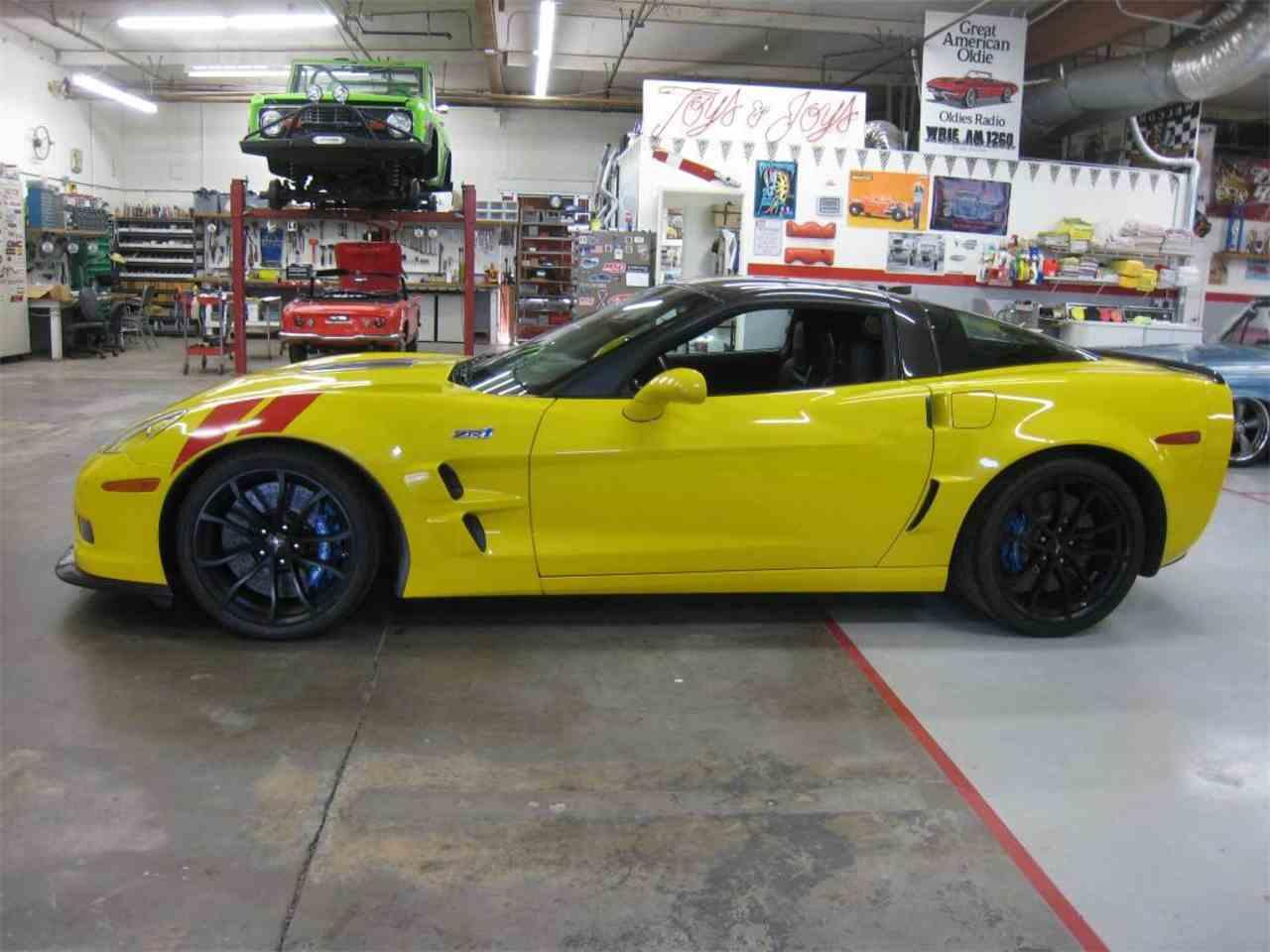 Large Picture of '13 Corvette - LHYS