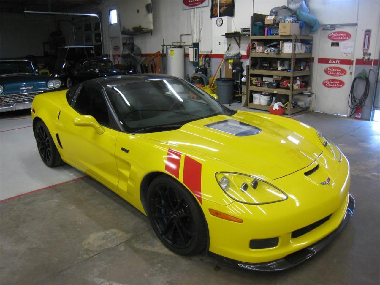 Large Picture of '13 Corvette - LHYS