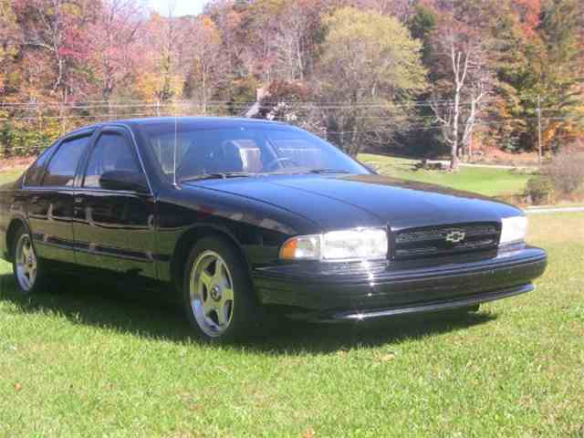 Picture of 1995 Chevrolet Caprice - LHYX
