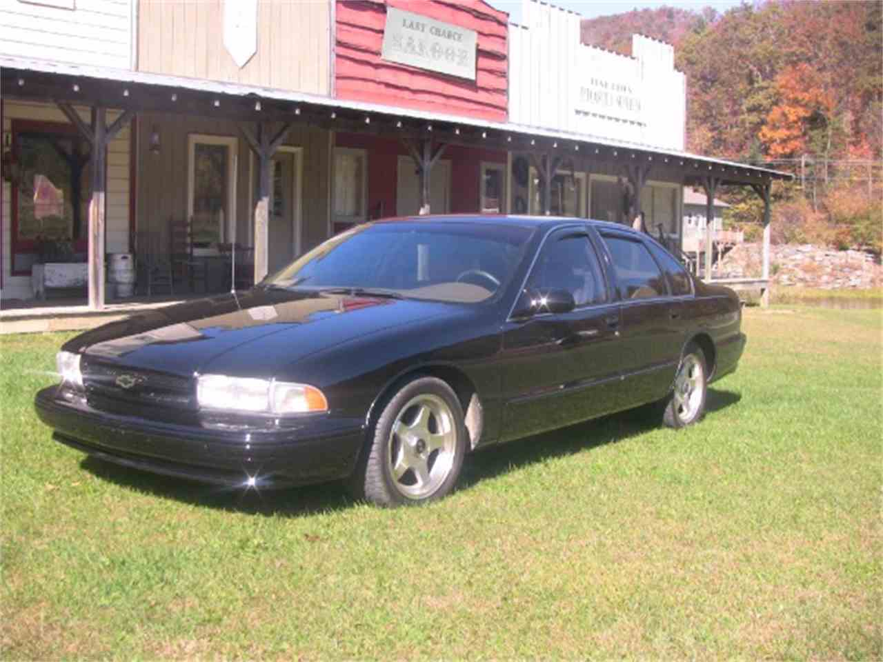Large Picture of '95 Caprice - LHYX