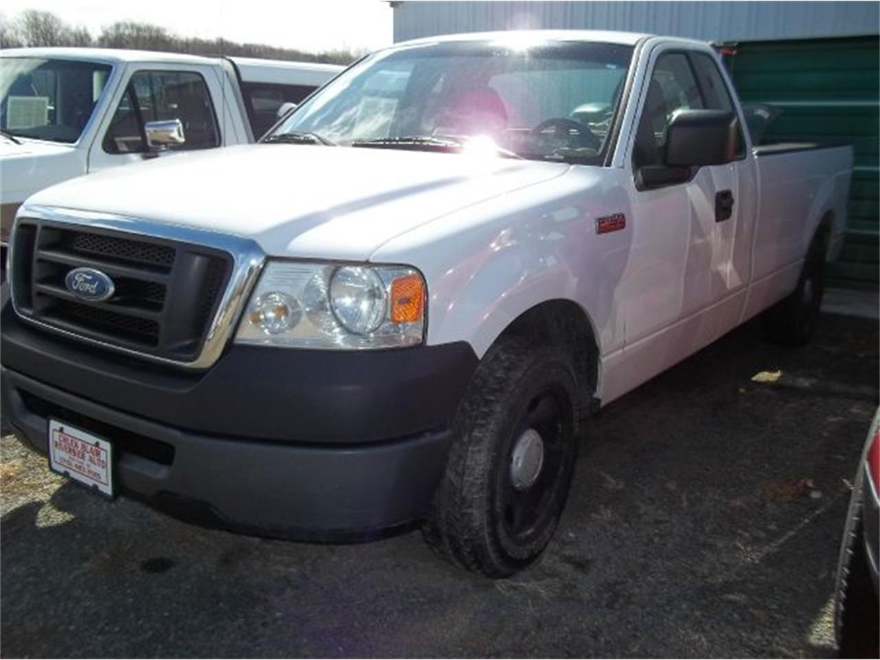 Large Picture of '07 F150 - LHZ1