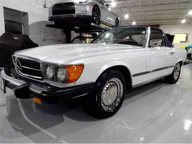 Picture of '78 450SL - LHZD