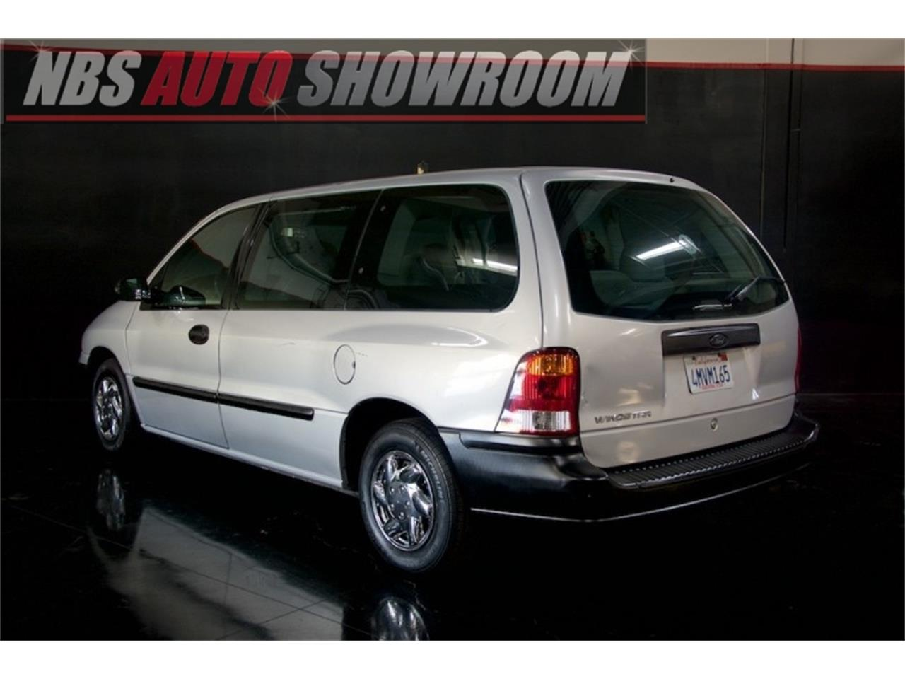 Large Picture of '00 Windstar - LHZK