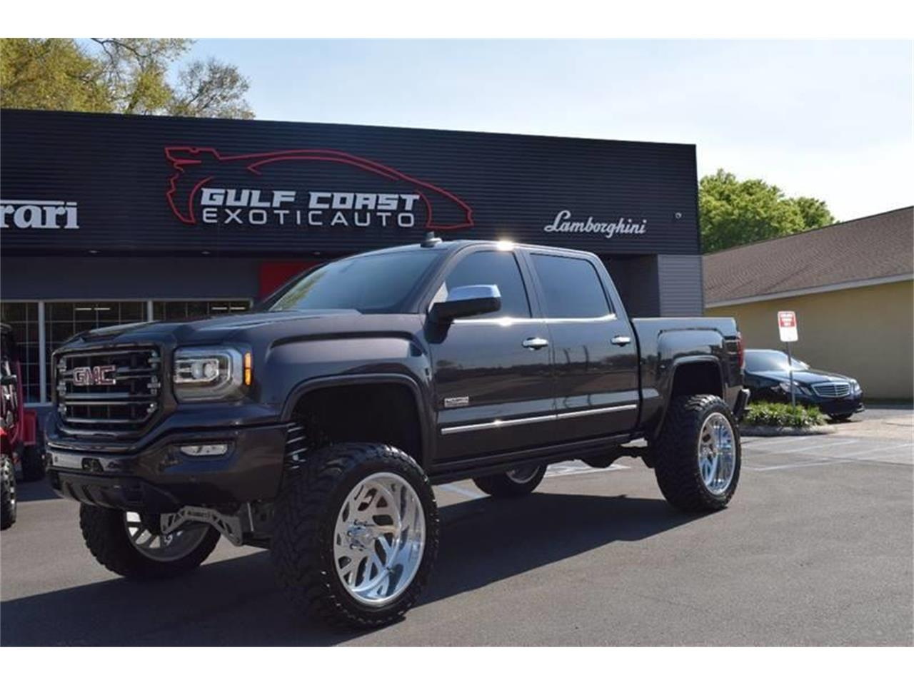 Large Picture of '16 Sierra located in Mississippi Offered by Gulf Coast Exotic Auto - LHZQ