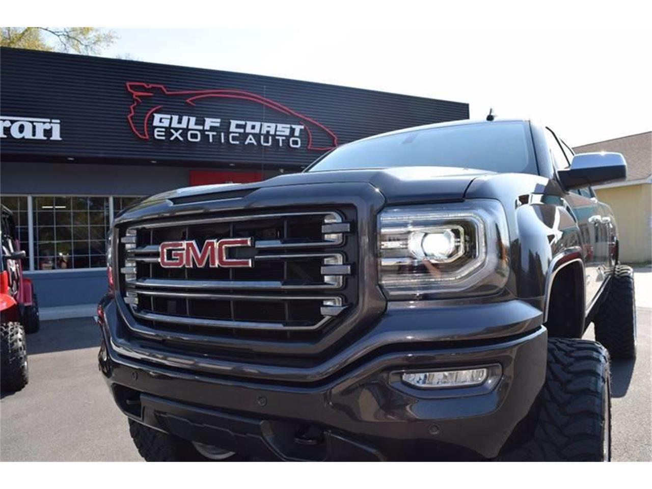 Large Picture of '16 Sierra Offered by Gulf Coast Exotic Auto - LHZQ