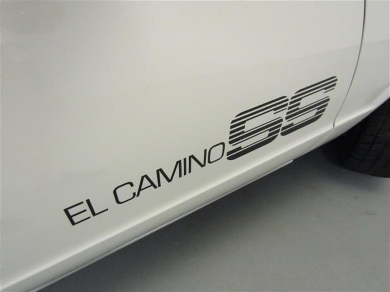 Large Picture of '84 El Camino - LHZR
