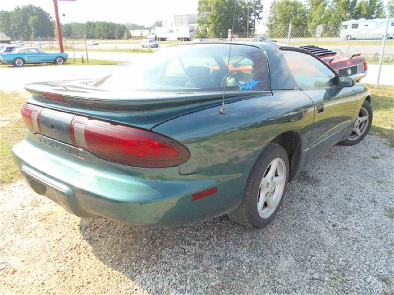Large Picture of '96 Firebird - LHZX