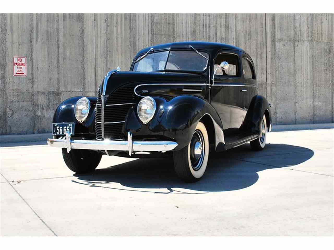 Large Picture of 1939 Ford 1 Ton Flatbed located in Vernal Utah Offered by Salt City Classic & Muscle - LI02