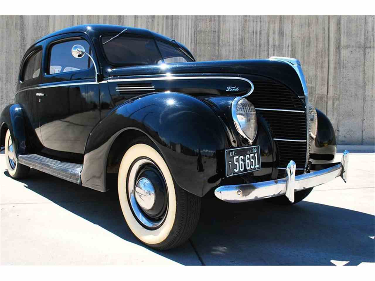 Large Picture of Classic 1939 Ford 1 Ton Flatbed located in Vernal Utah - $19,500.00 Offered by Salt City Classic & Muscle - LI02