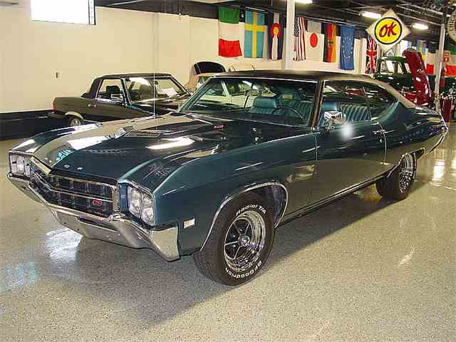 Picture of '69 Buick Gran Sport Offered by  - LI0Y