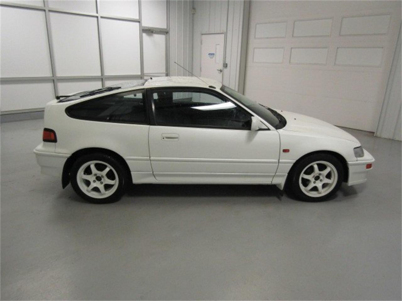 Large Picture of '90 CRX - LI19