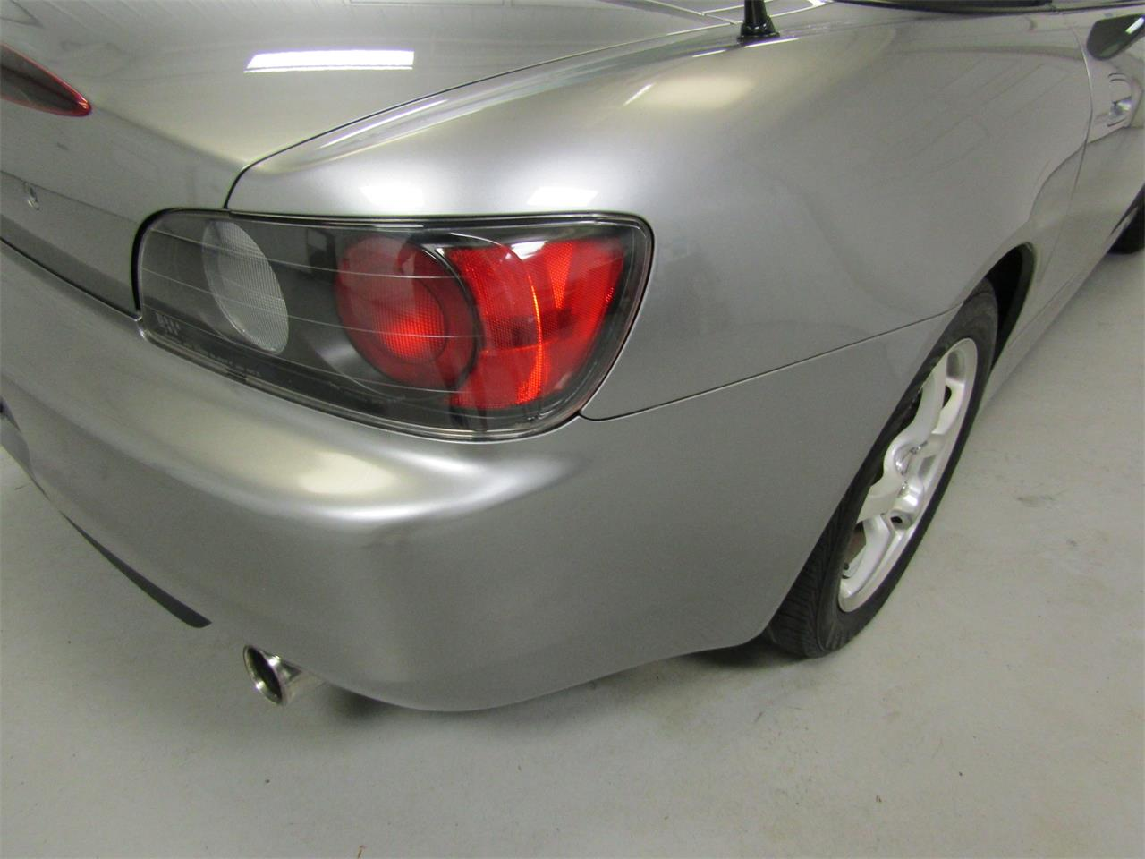 Large Picture of '01 S2000 - LI1A