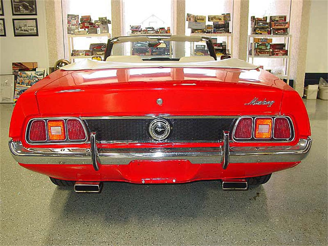 Large Picture of '72 Mustang - LI1F