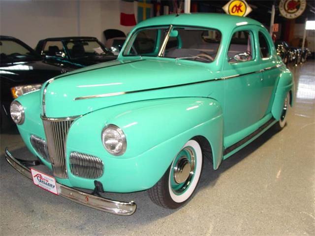 Picture of '41 Ford Business Coupe located in colorado springs Colorado Offered by  - LI1Q
