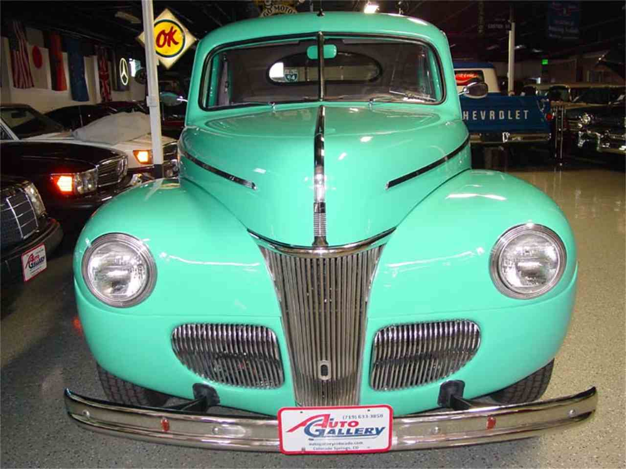 Large Picture of '41 Business Coupe - LI1Q