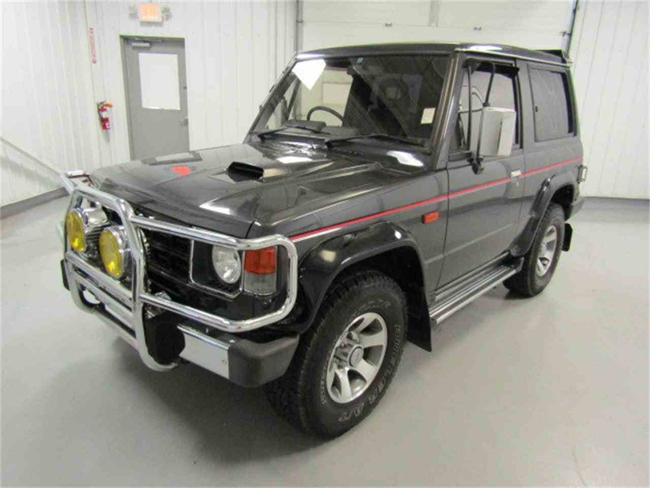 Large Picture of '89 Pajero - LI1X