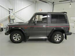 Picture of 1989 Mitsubishi Pajero located in Virginia Offered by Duncan Imports & Classic Cars - LI1X