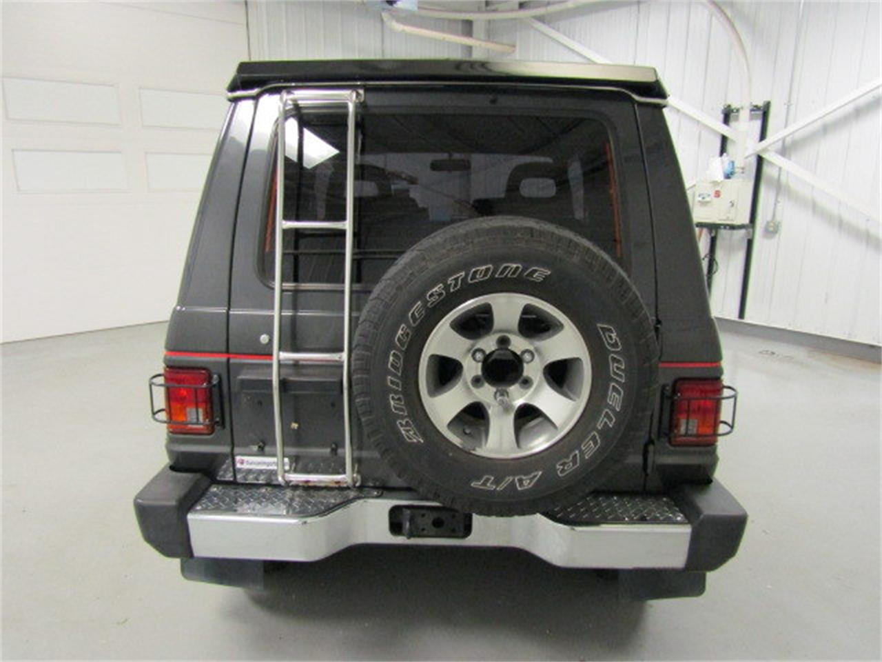Large Picture of '89 Pajero Offered by Duncan Imports & Classic Cars - LI1X