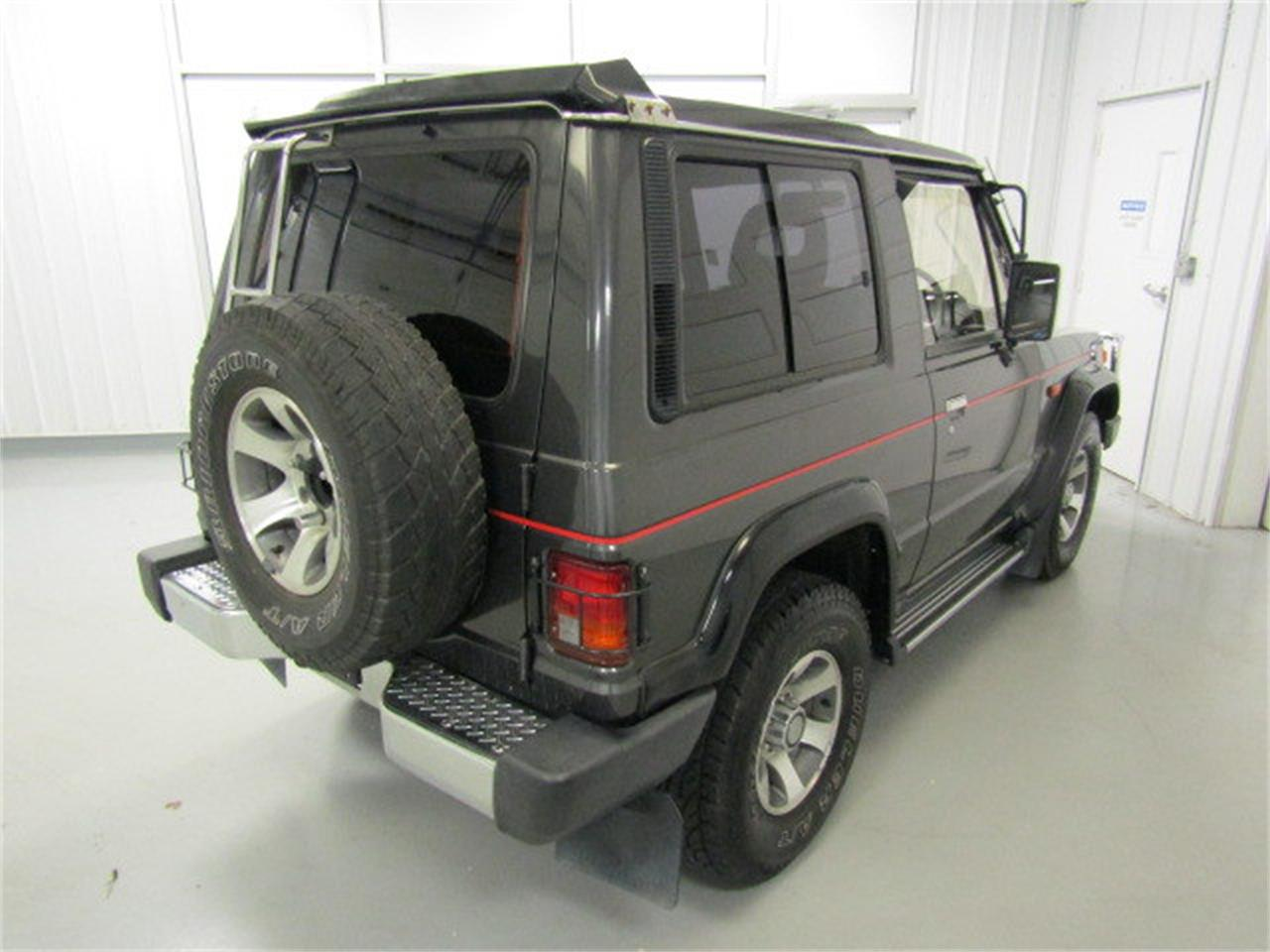 Large Picture of 1989 Pajero - $8,900.00 Offered by Duncan Imports & Classic Cars - LI1X