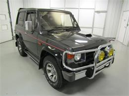 Picture of 1989 Mitsubishi Pajero located in Christiansburg Virginia Offered by Duncan Imports & Classic Cars - LI1X
