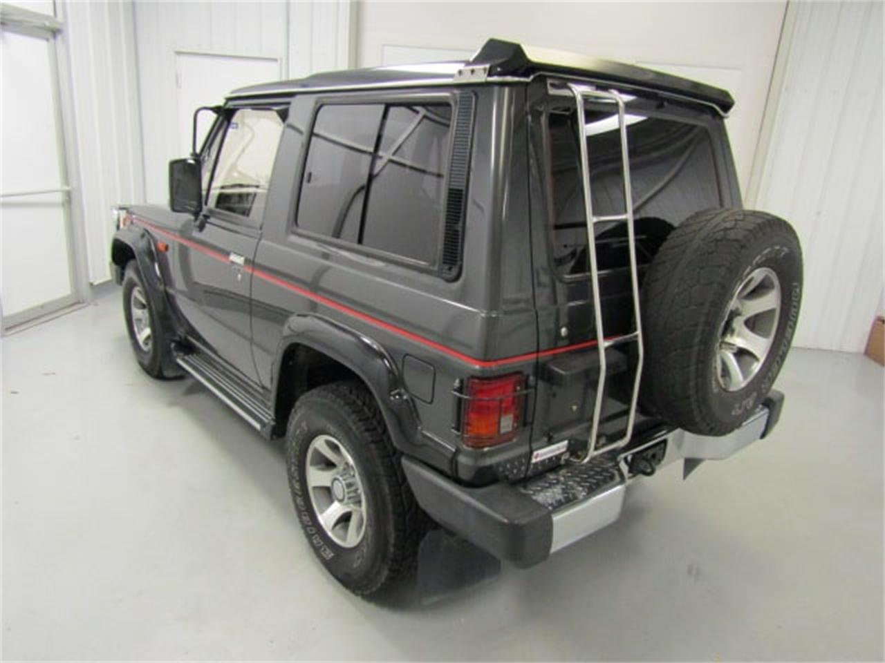 Large Picture of '89 Mitsubishi Pajero located in Virginia Offered by Duncan Imports & Classic Cars - LI1X