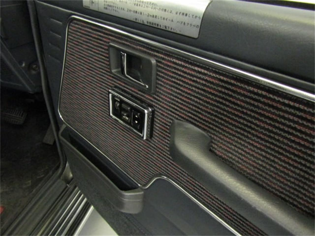 Large Picture of '89 Mitsubishi Pajero Offered by Duncan Imports & Classic Cars - LI1X