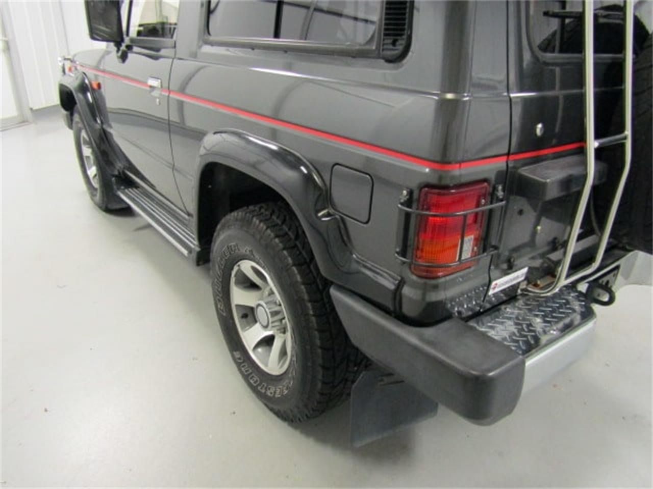 Large Picture of 1989 Pajero located in Virginia Offered by Duncan Imports & Classic Cars - LI1X