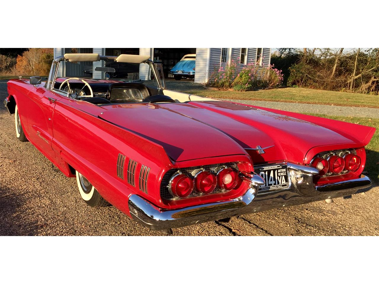 Large Picture of '60 Thunderbird - LI21