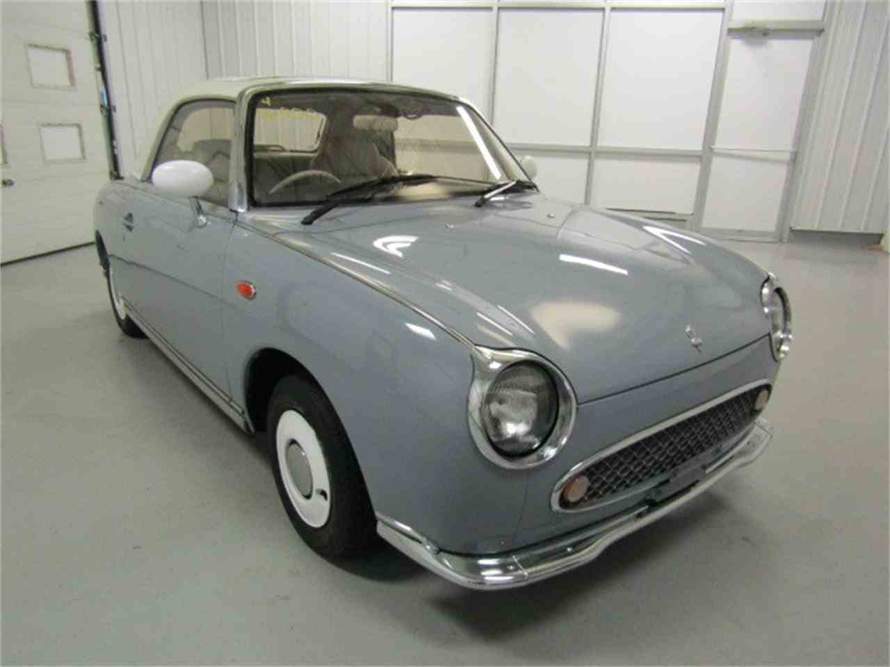 Large Picture of '91 Nissan Figaro located in Virginia - LI23