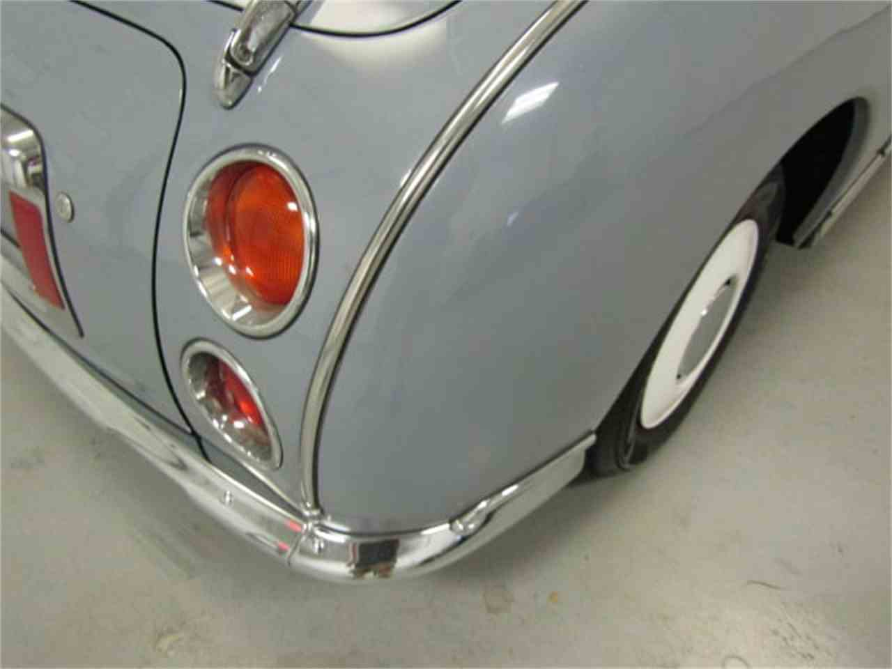 Large Picture of 1991 Nissan Figaro located in Christiansburg Virginia - $16,900.00 Offered by Duncan Imports & Classic Cars - LI23