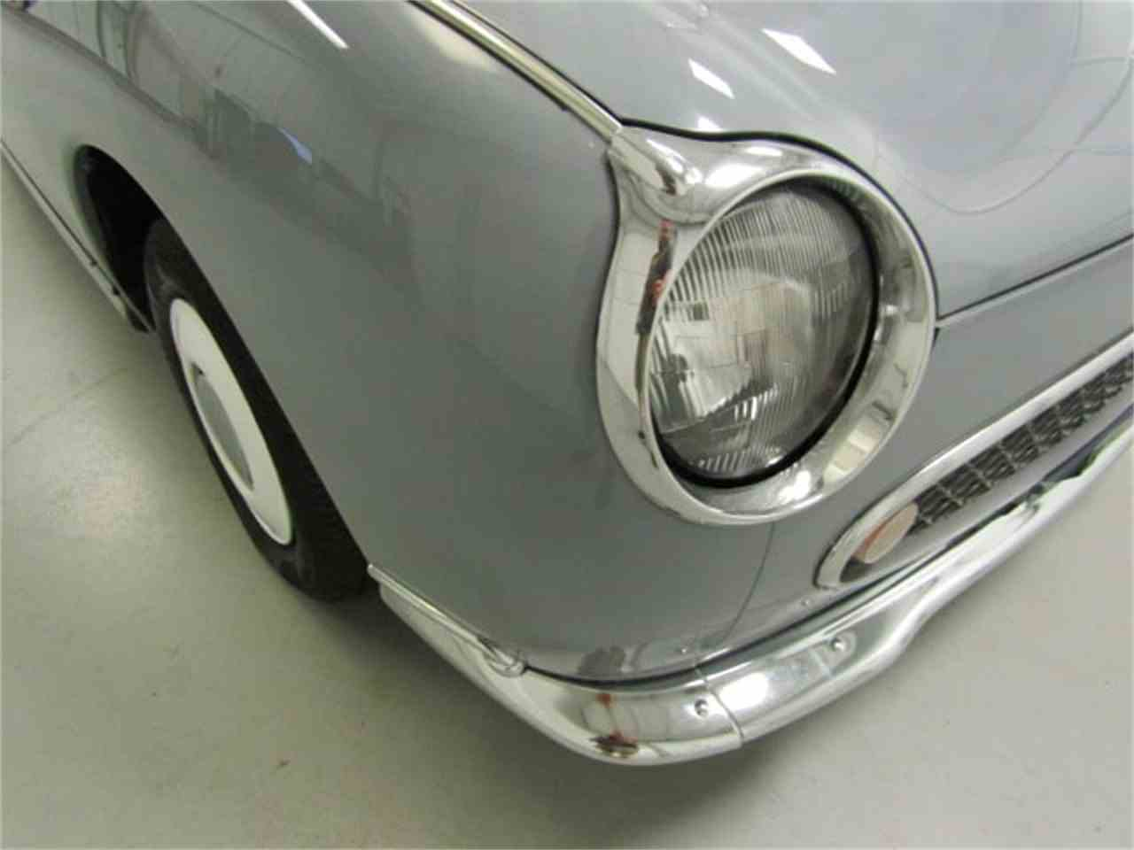 Large Picture of 1991 Nissan Figaro Offered by Duncan Imports & Classic Cars - LI23