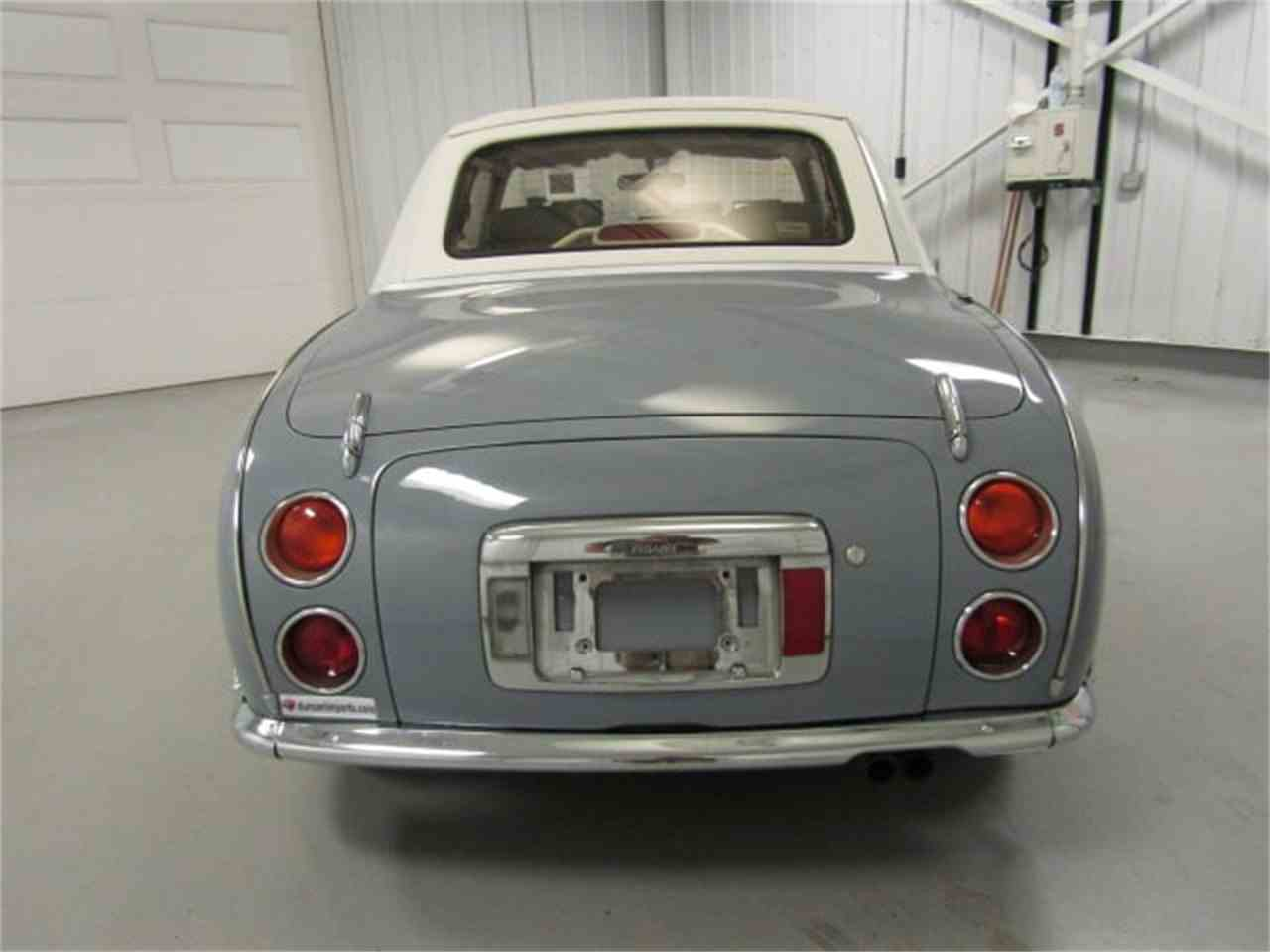 Large Picture of '91 Nissan Figaro Offered by Duncan Imports & Classic Cars - LI23