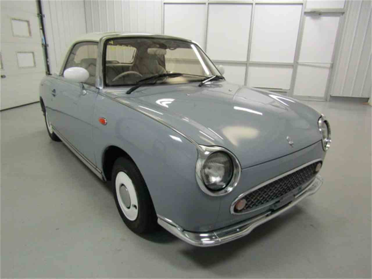 Large Picture of '91 Nissan Figaro located in Christiansburg Virginia - $16,900.00 - LI23