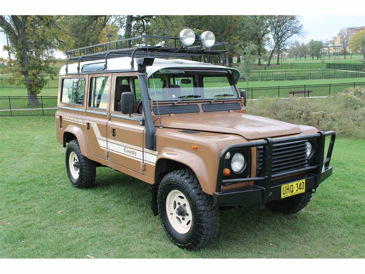 landrover dealer park rover chicago of land orland serving