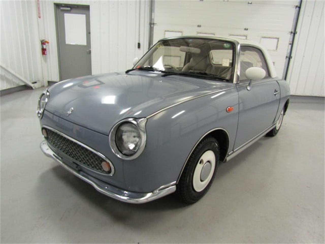 Large Picture of '91 Nissan Figaro located in Christiansburg Virginia - $21,900.00 Offered by Duncan Imports & Classic Cars - LI27