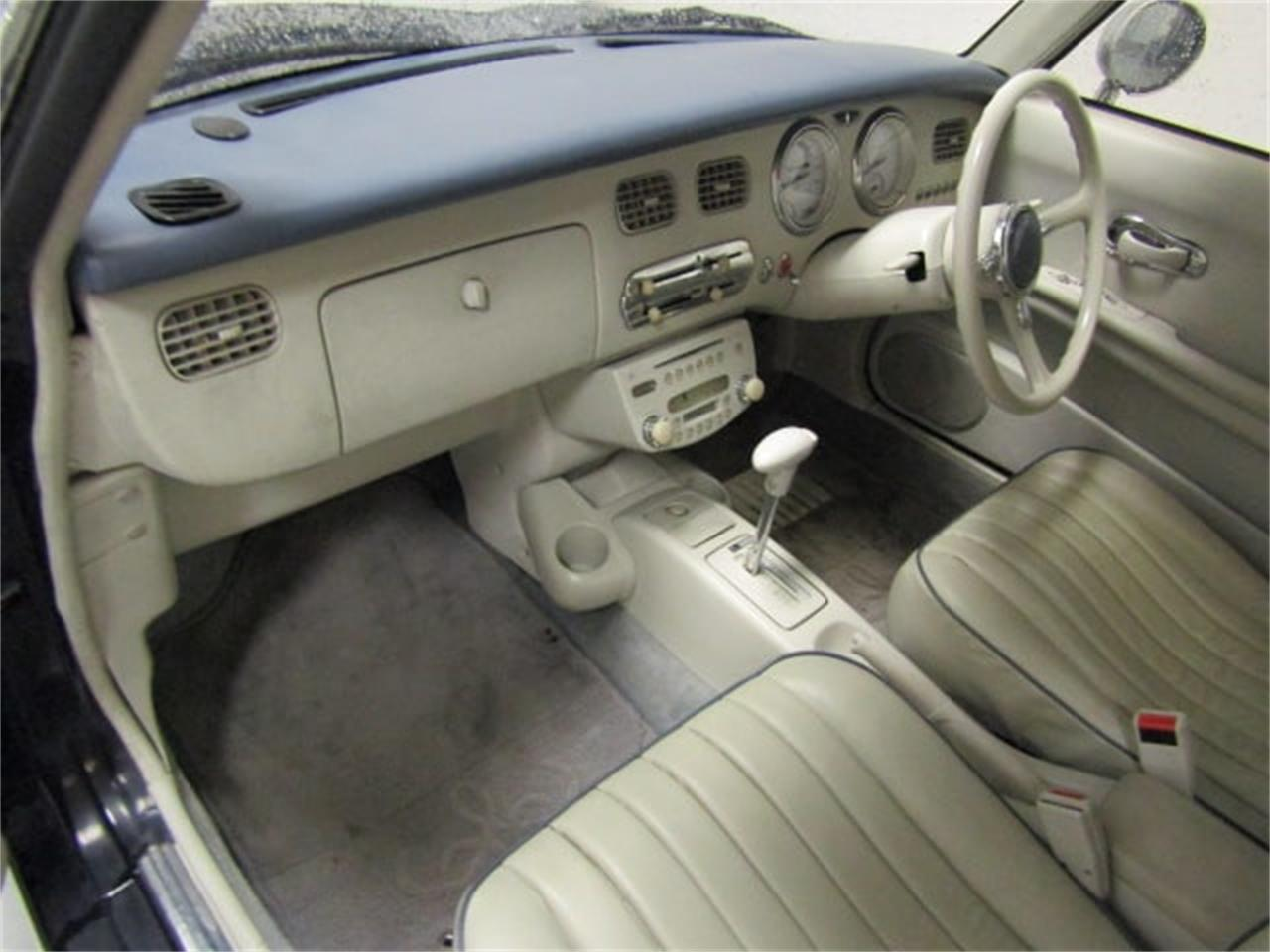 Large Picture of 1991 Nissan Figaro - $9,999.00 Offered by Duncan Imports & Classic Cars - LI28