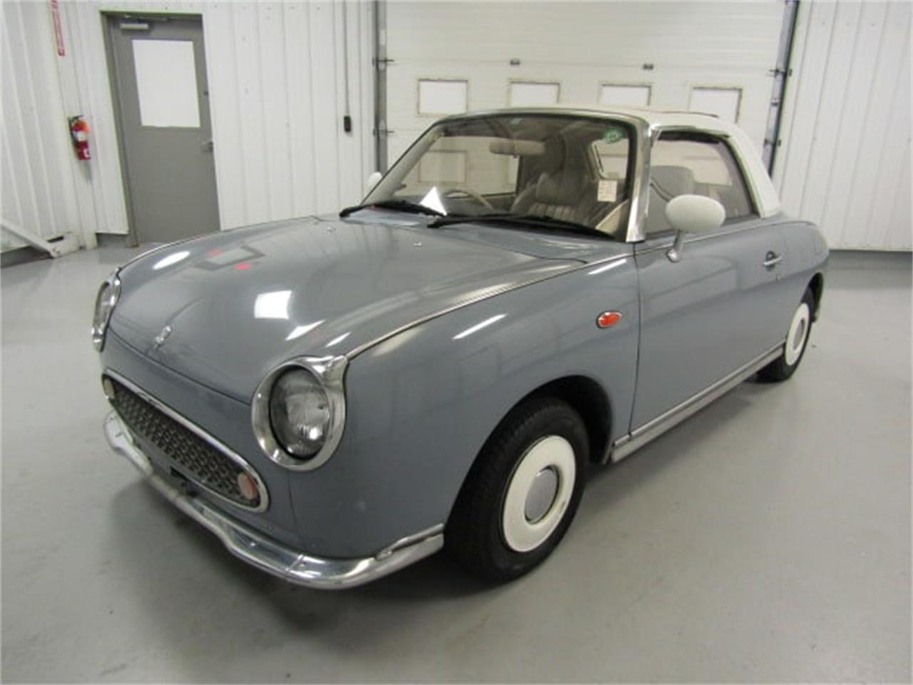 Large Picture of '91 Figaro - $16,900.00 Offered by Duncan Imports & Classic Cars - LI2C