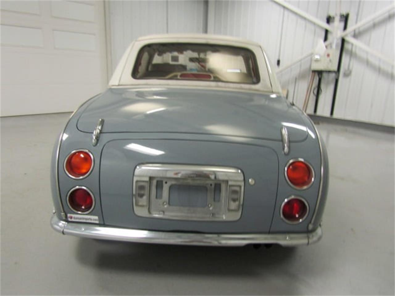 Large Picture of 1991 Nissan Figaro located in Virginia Offered by Duncan Imports & Classic Cars - LI2C
