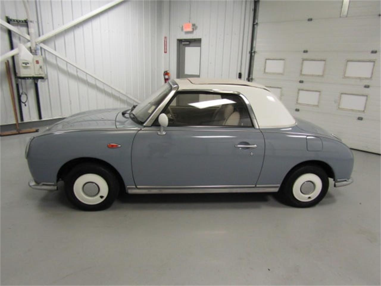 Large Picture of '91 Nissan Figaro located in Christiansburg Virginia - $16,900.00 Offered by Duncan Imports & Classic Cars - LI2C