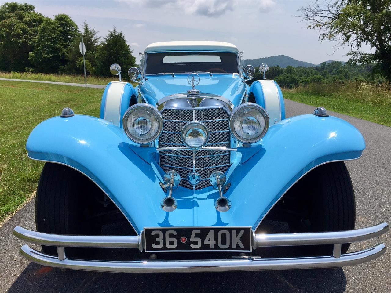 1936 Mercedes-Benz 540K for Sale   ClassicCars.com   CC ...