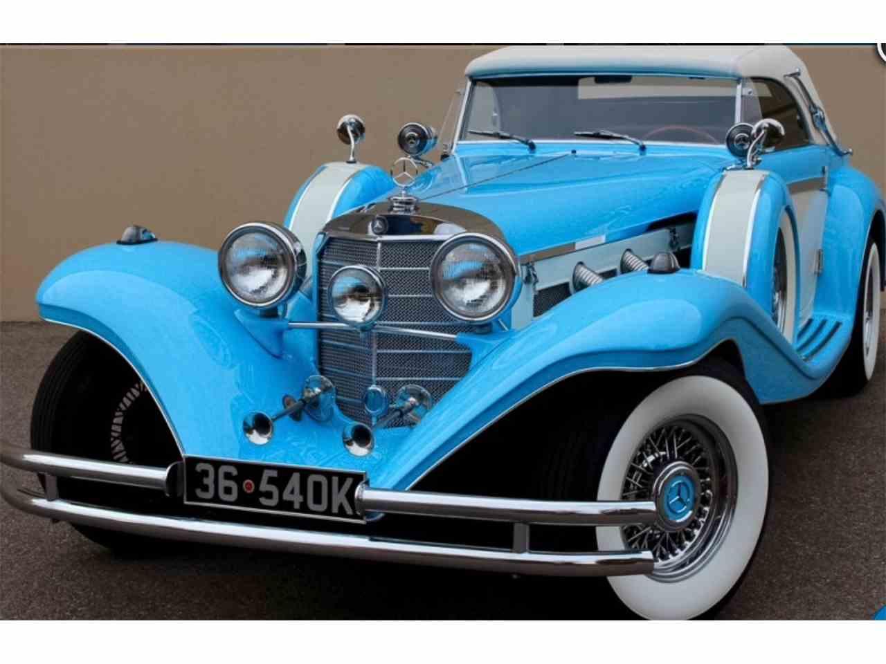 1936 mercedes benz 540k for sale cc for Mercedes benz charlottesville