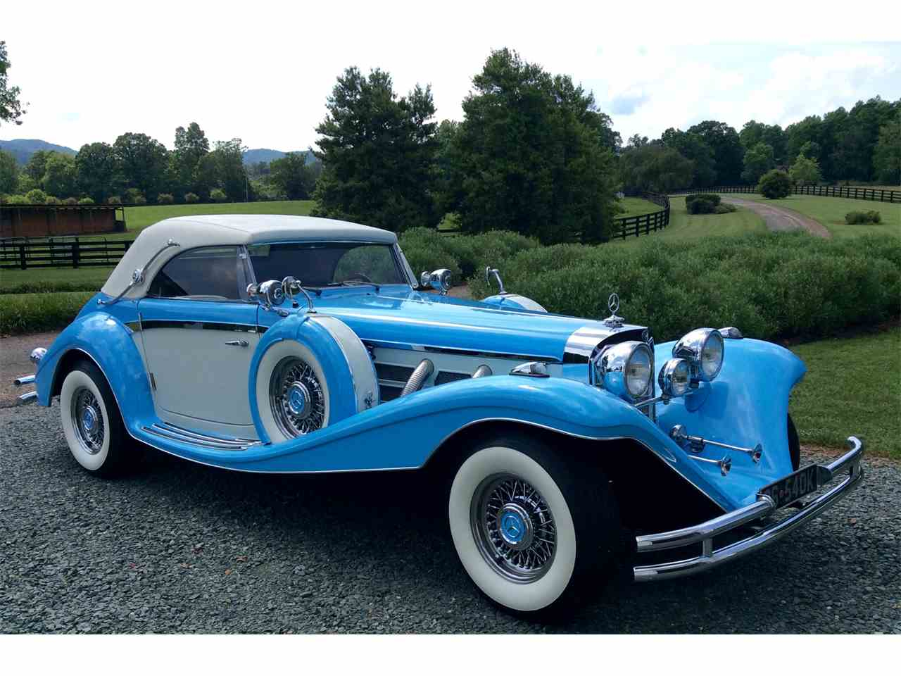 1936 Mercedes-Benz 540K for Sale | ClassicCars.com | CC-1003198
