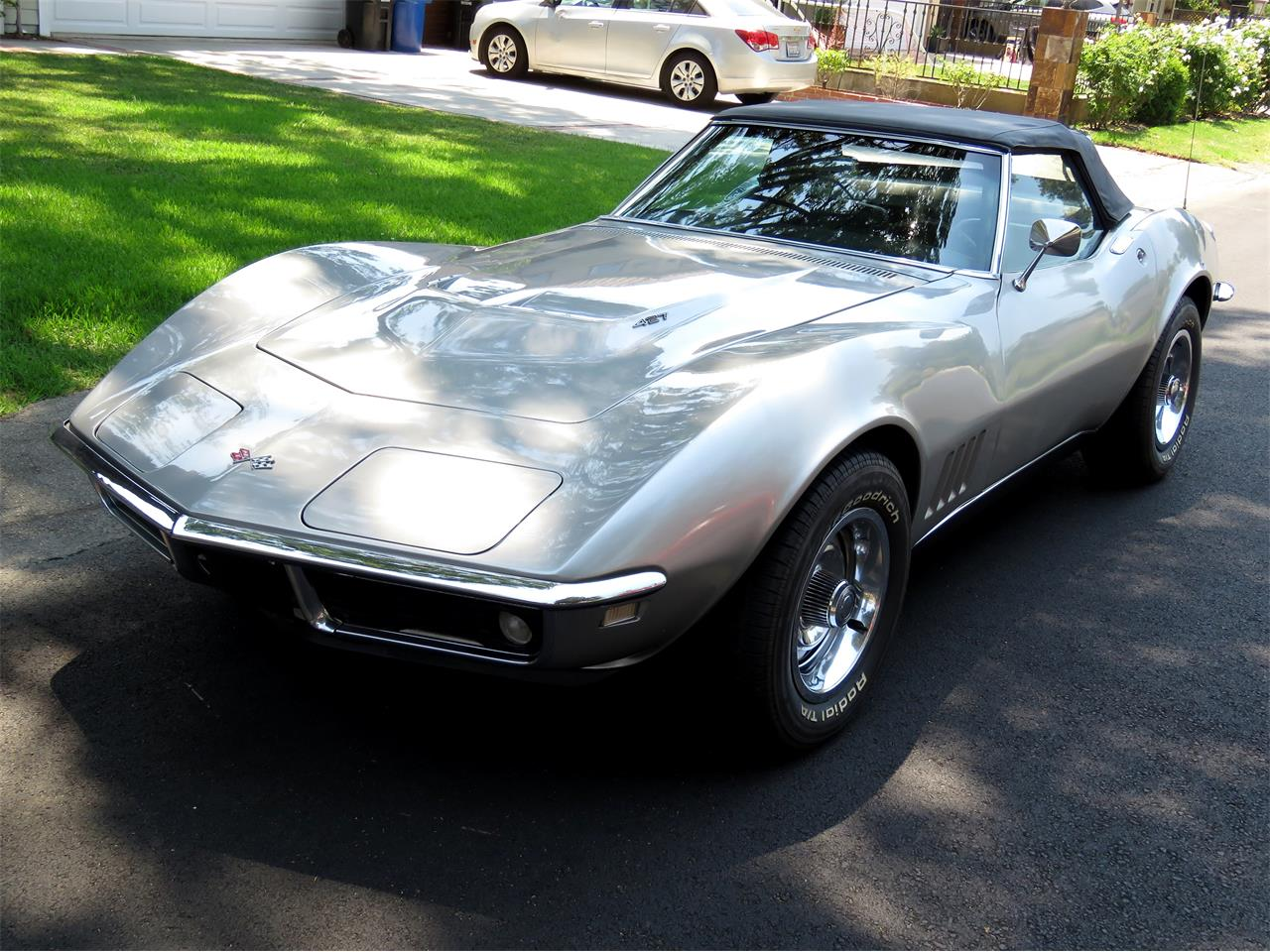 Large Picture of Classic 1968 Corvette Offered by Left Coast Classics - LI2U