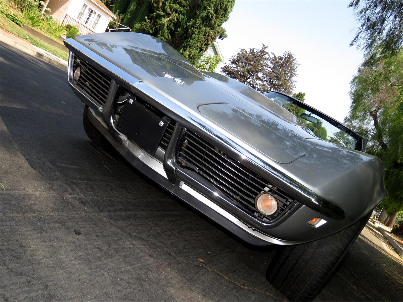 Large Picture of '68 Corvette located in California - $43,500.00 Offered by Left Coast Classics - LI2U