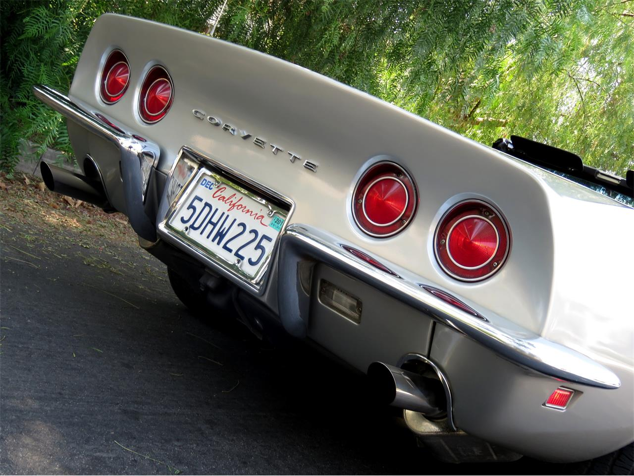 Large Picture of Classic 1968 Chevrolet Corvette located in California - $43,500.00 Offered by Left Coast Classics - LI2U