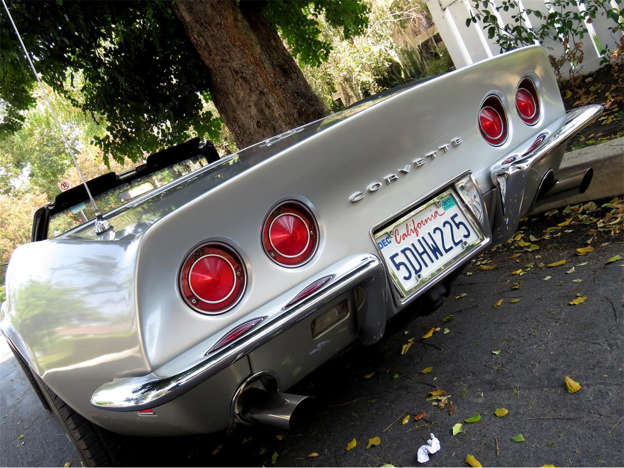 Large Picture of 1968 Corvette Offered by Left Coast Classics - LI2U