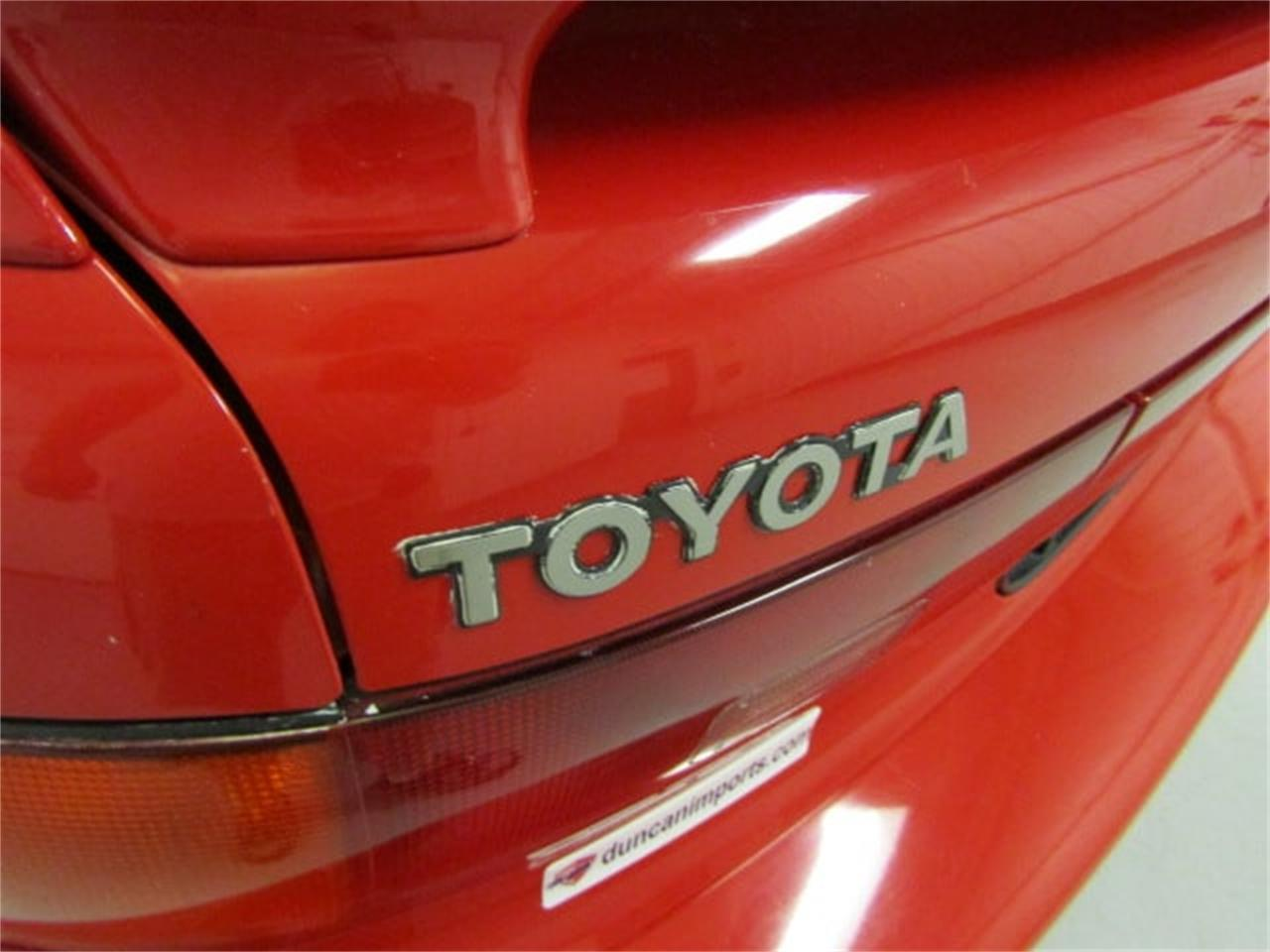 Large Picture of 1990 Toyota Celica located in Christiansburg Virginia - $7,918.00 - LI31