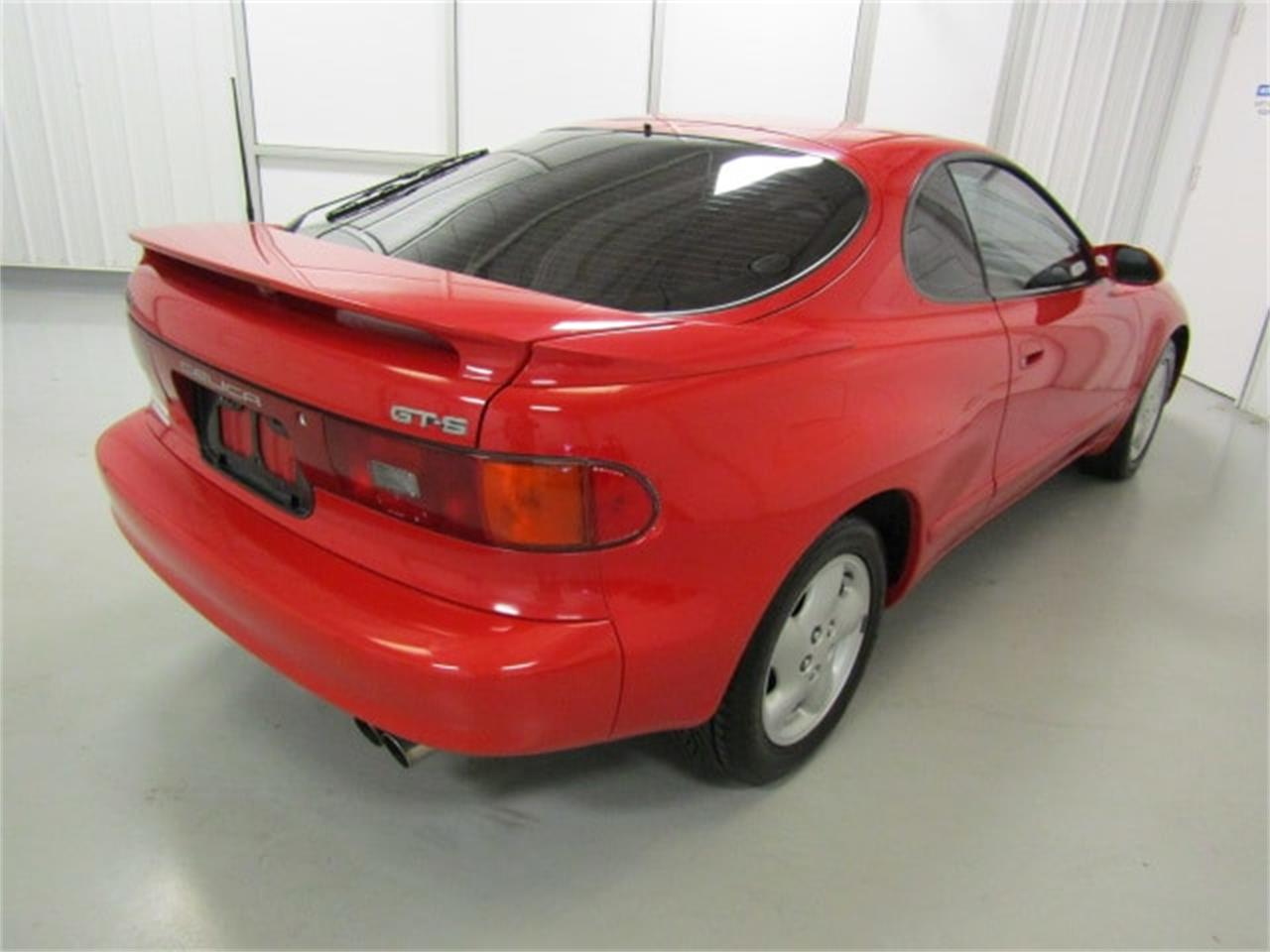 Large Picture of 1990 Toyota Celica located in Christiansburg Virginia - LI31