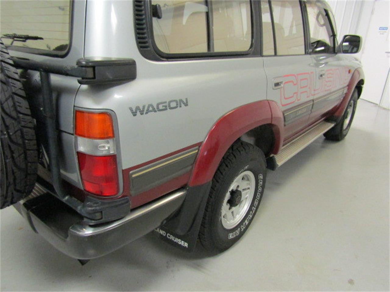 Large Picture of 1990 Toyota Land Cruiser FJ Offered by Duncan Imports & Classic Cars - LI35
