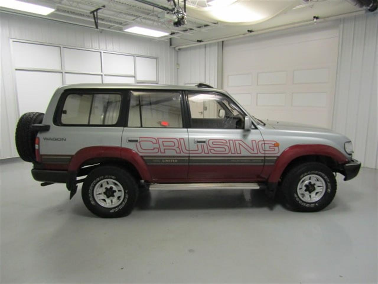 Large Picture of 1990 Toyota Land Cruiser FJ located in Virginia Offered by Duncan Imports & Classic Cars - LI35